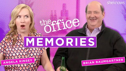Angela Kinsey and  Brian Baumgartner Share Their Favorite Memories From The Office