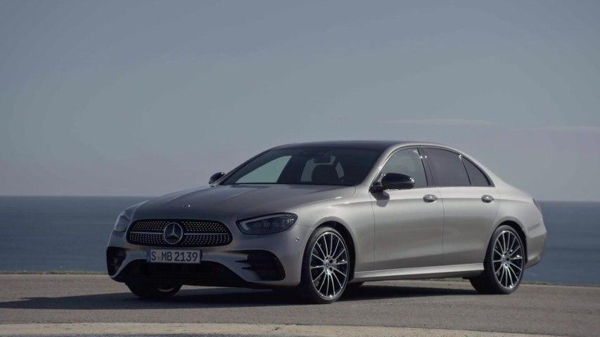 Die neue Mercedes-Benz E-Klasse - URBAN GUARD- Intelligente Verknüpfung von Hardware und digitalen Lösungen zum Schutz