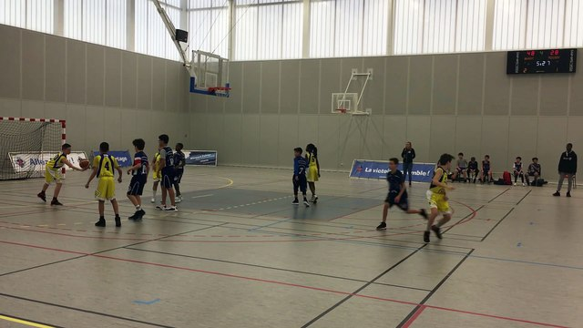SAISON 19/20 - U13 DM2 : BUSSY VS COULOMMIERS