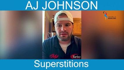 AJ Johnson Interview