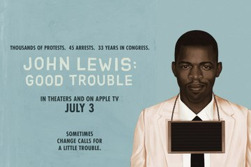 John Lewis: Good Trouble Official Trailer (2020) Dawn Porter Documentary Movie