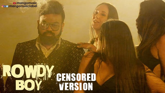 Rowdy Boy Song | Roll Rida | Telugu Rap Song | Ajay Mysore | Sandeep Raj | Kushal | Mango Music