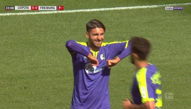 Bundesliga - Leipzig trompé par une surprenante déviation