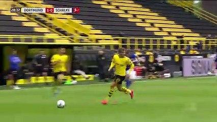 Borussia Dortmund - Schalke 04 (4-0) - Maç Özeti - Bundesliga 2019/20