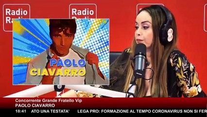 Non Succederà più - 16 Maggio 2020 - Paolo Ciavarro