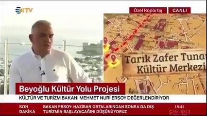 Kültür Bakanı Ersoy, İstanbul'un Fethine 'işgal' dedi