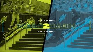 Head 2 Head: Candy Jacobs Vs. Pamela Rosa 8 Stair Rail