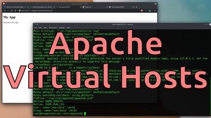 Apache Virtual Hosts