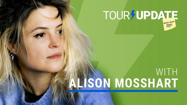 Work From Home: Alison Mosshart