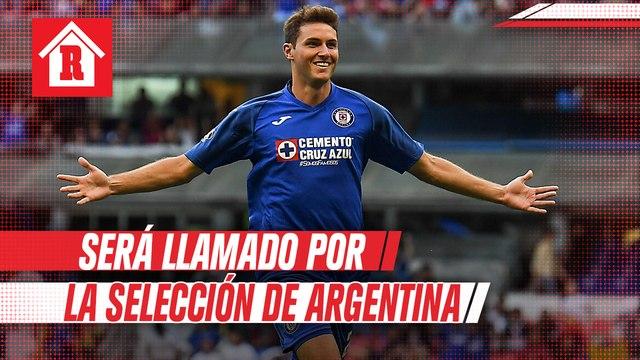 Santiago Giménez será llamado por la selección de Argentina
