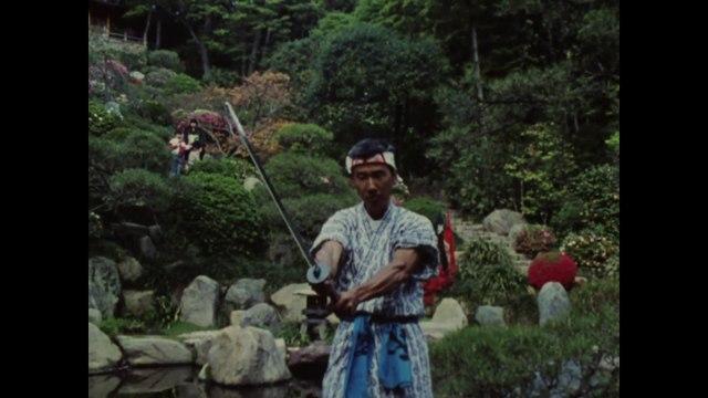 Samurai Salesman (Short Film, 25 min.)