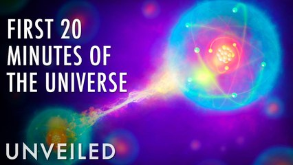 What Did The First 20 Minutes of the Universe Look Like? | Unveiled