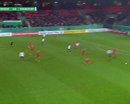 Coupe d'Allemagne 2017-18 - Eintract Francfort & Bayern : leur parcours jusqu'à la finale