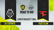 CSGO - FaZe Clan vs. G2 Esports [Dust2] Map 1 - ESL One Road to Rio -  Lower Bracket Final - EU