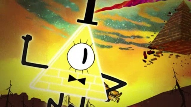 Gravity Falls Season 2 Episode 18 Weirdmageddon.Pt.1