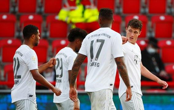 Bundesliga : Le Bayern au petit trot