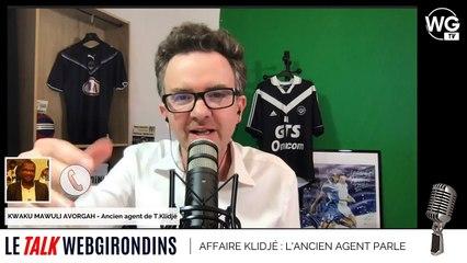 L'interview de l'agent de Thibault Klidjé