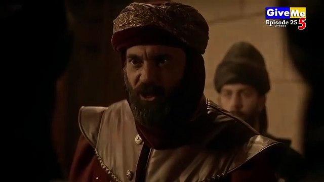 Dirilis Ertugrul Season 1 Episode 25 in Urdu Dubbed