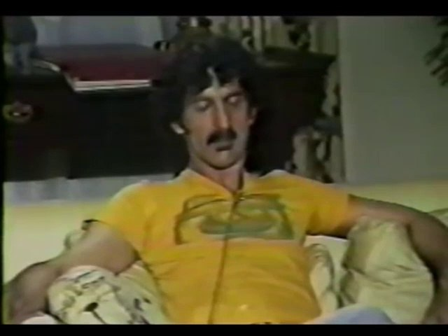 Frank Zappa - TOTALLY SAFE