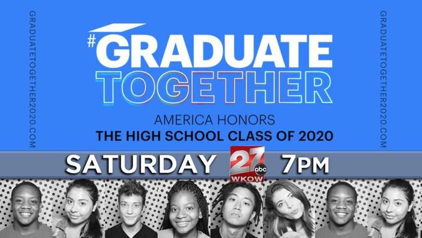 Graduate Together America Honors the High School Class of 2020