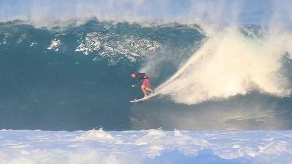 SURFVIDEOFACTORY:Thiago Camarao (Team REEF) Siargao Philippines Clip 19