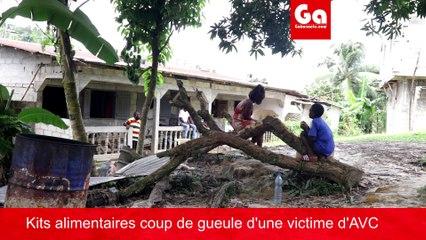 Coup de gueule d'une victime d'AVC