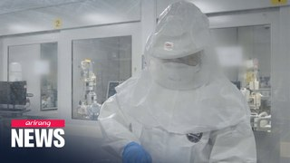 S. Korea exported over US$ 19 mil. of protective suits in April; more than last 20 years combined