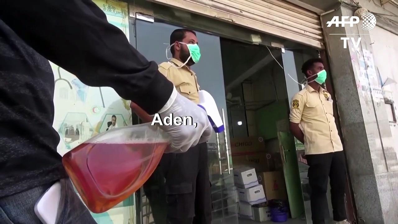 Deaths from coronavirus-like symptoms surge in Yemen's Aden