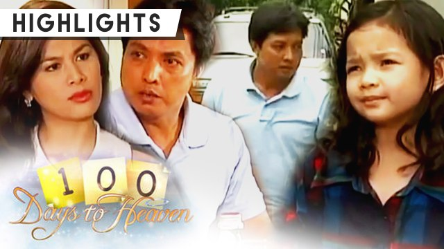 Anna bribes Miranda's private investigator to protect their cover | 100 Days To Heaven