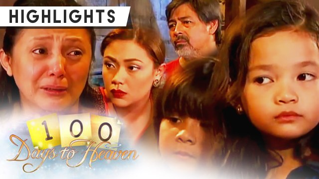 Myrna shares how she struggled in business for her children | 100 Days To Heaven