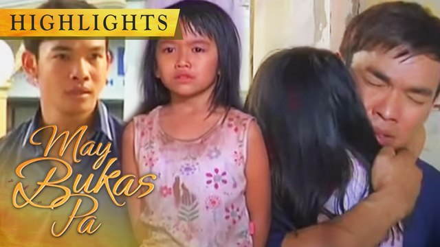 Angeli finally reunites with her father | May Bukas Pa