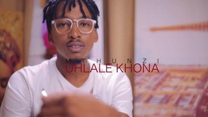 Mthunzi - Uhlale Ekhona