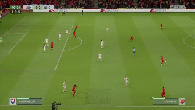 Le Mans FC - Stade Malherbe de Caen : notre simulation FIFA 20 (L2 - 33e journée)