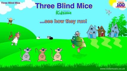 Kidzone - Three Blind Mice