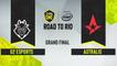 CSGO - Astralis vs. G2 Esports [Nuke] Map 1 - ESL One Road to Rio -  Grand Final - EU