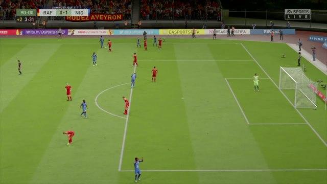 Rodez AF - Chamois Niortais : notre simulation FIFA 20 (L2 - 33e journée)
