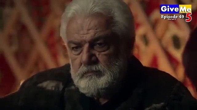 Dirilis Ertugrul Season 1 Episode 49 in Urdu Dubbed