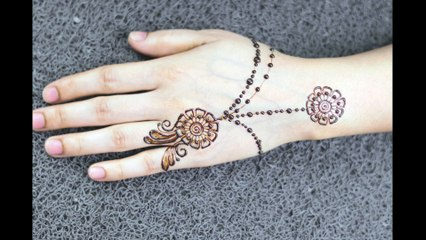mehndi designs for eid simple