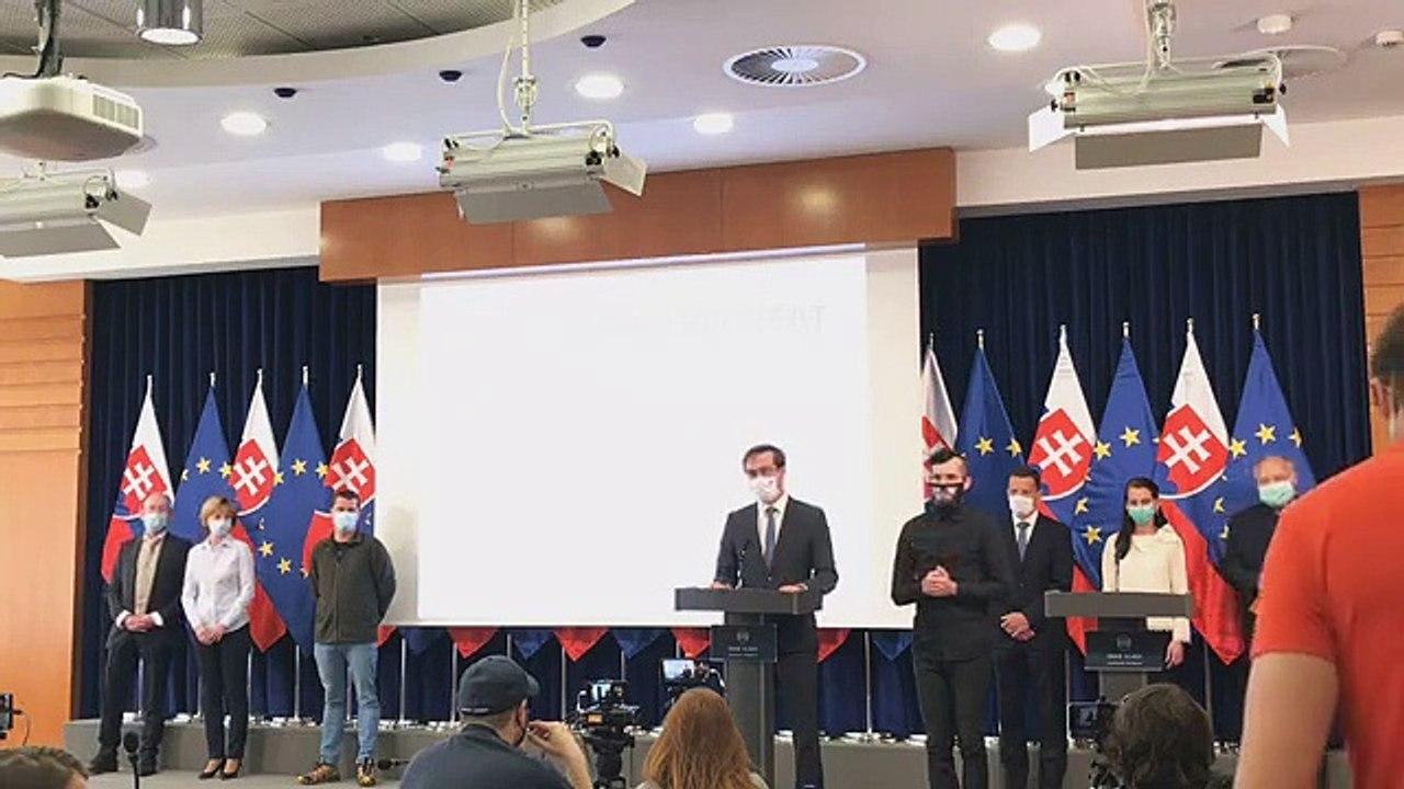 ZÁZNAM: TK ministra zdravotníctva M. Krajčího