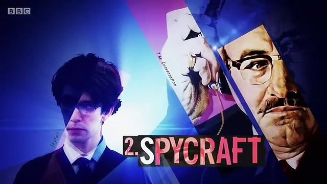 Mark Kermode's Secrets of Cinema II 3of3 Spies