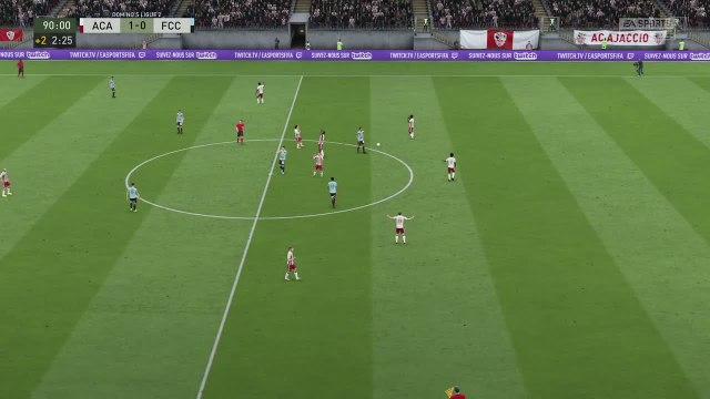 AC Ajaccio - FC Chambly Oise : notre simulation FIFA 20 (L2 - 34e journée)