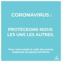 Coronavirus : protégeons-nous les uns les autres