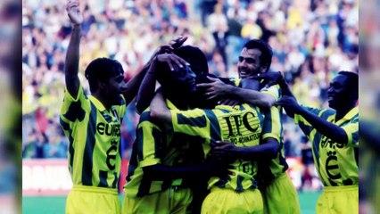 19 mai 1995, le FC Nantes décroche son 7e titre de champion de France