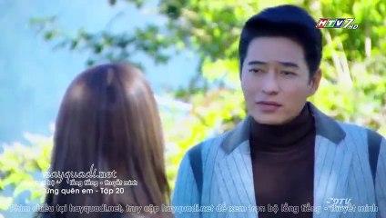 Nếu Ta Còn Yêu Tập 20 HTV2 lồng tiếng tap 21 Phim Thái Lan phim neu ta con yeu tap 20