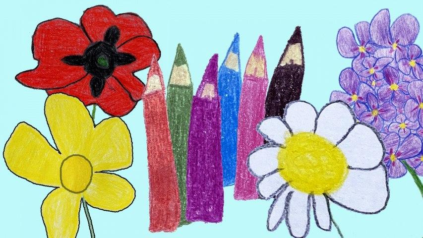 Anny Versini, Jean-Marc Versini - Un bouquet de couleurs (Clip officiel)