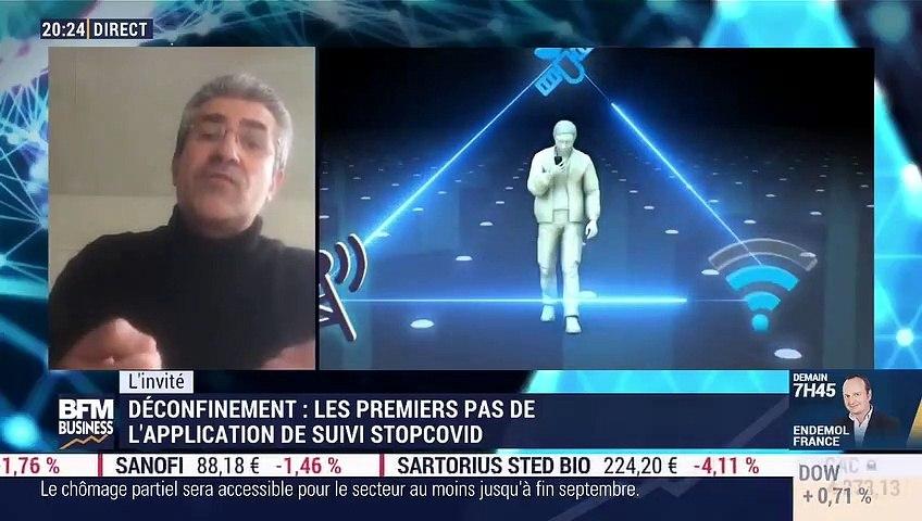Interview de Bruno Sportisse - BFM Business - 15 mai 2020