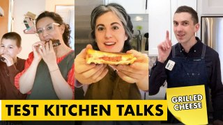 Pro Chefs Make 8 Types of Grilled Cheese at Home