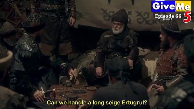 Dirilis Ertugrul Season 1 Episode 66 in Urdu Dubbed
