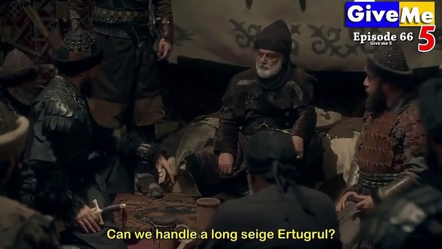 Dirilis Ertugrul Season 1 Episode 66 in Urdu Dubbed