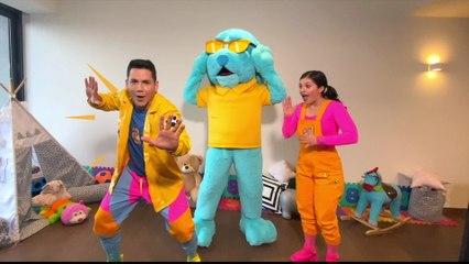 Los Meñiques De La Casa - El Baile De La Ensalada - Dia Del Niño